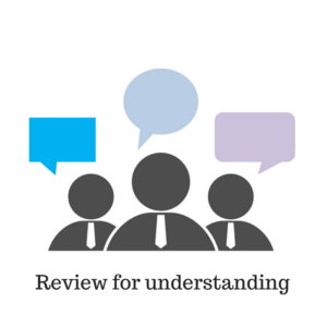 Review for understanding your File Sharing Solution's data control